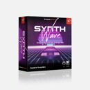 Ik Multimedia Hitmaker: Synthwave sample library virtual instrument plug-in strumenti musicali SampleTank
