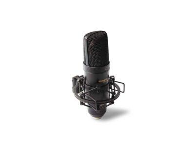 Marantz Pro MPM-2000U microfono USB recording podcast broadcast soundwave