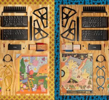 Moog Sound Studio hardware analog synth sintetizzatore midiware strumenti musicali