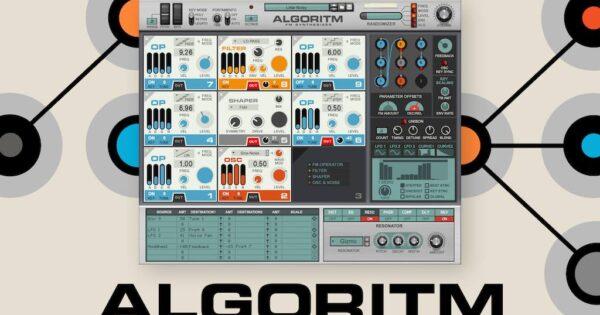 Reason Algoritm soft synth virtual instrument strumenti musicali