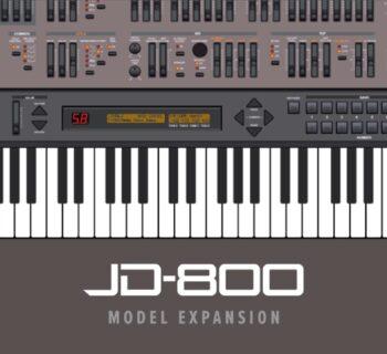 Roland JD-800 Model Expansion jupiter-x jupiter-xm zenology strumenti musicali software hardware