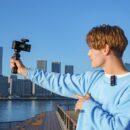 SONY ECM-W2BT ECMLV1 wireless mic audio video vlog youtube strumenti musicali