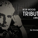 Spectrasonics Bob Moog Tribute Library virtual instrument sample library synth soft omnisphere strumenti musicali