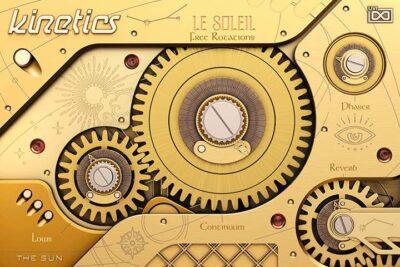 UVI Kinetics sound design virtual instrument sample library falcon strumenti musicali