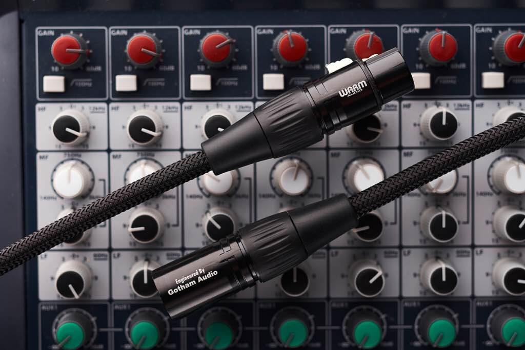 Warm Audio Cables cavi audio midiware home studio chitarra strumenti musicali