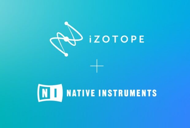 izotope native instruments partnership collaborazione virtual instruments plug-in midiware audiofader