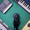 Artiphone Orba midi controller app mobile synth hardware midiware strumenti musicali