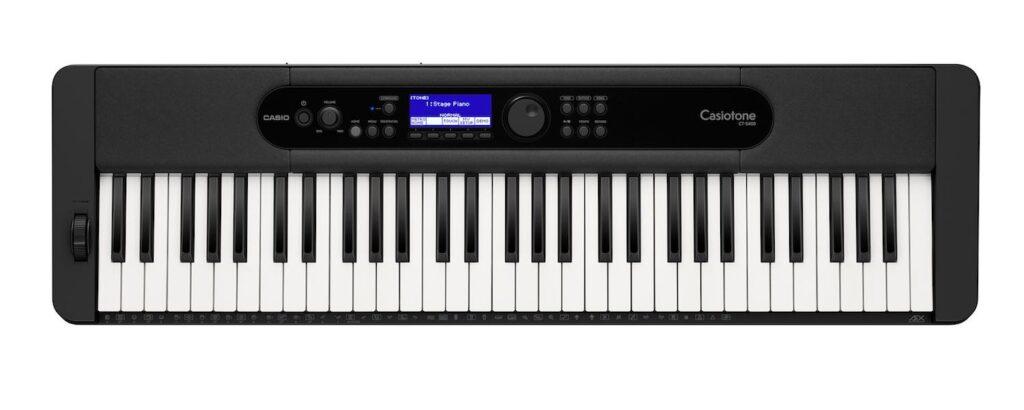 Casio Casiotone CT-S400 tastiera keyboard strumenti musicali