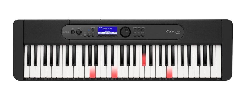 Casio Casiotone LK-S450 tastiera keyboard strumenti musicali