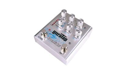 Eventide UltraTap pedale stompbox fx reverb delay guitar chitarra mogar strumentimusicali