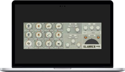 Klevgrand Slammer plug-in virtual instrumenti drums software daw music producer strumentimusicali