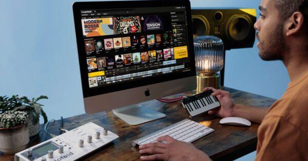 Loopcloud 6 sound sample dj producer online cloud strumentimusicali