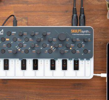 Modal SKULPTsynth SE hardware synth digital midiware