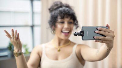 Røde VideoMic MeC microfono mobile android midi music strumenti musicali