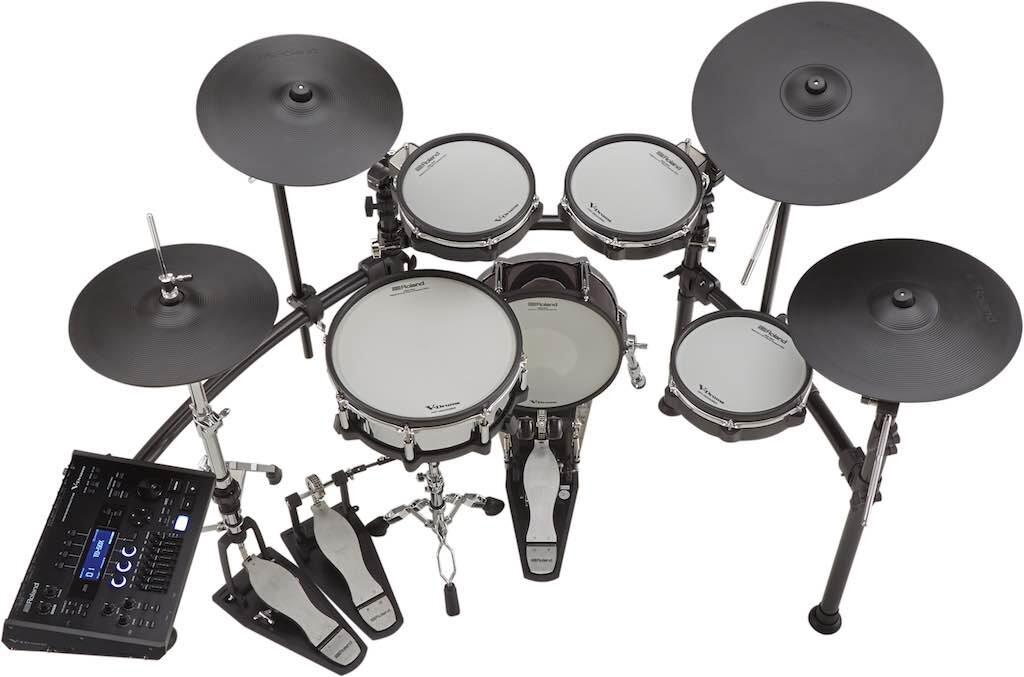 Roland TD-50K2 batteria elettronica drumkit drums strumentimusicali vdrums