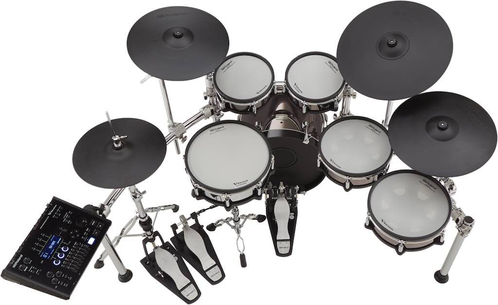 Roland TD-50KV2 batteria elettronica drumkit drums strumentimusicali vdrums