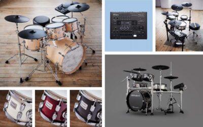Roland TD 50X v-drums batteria elettronica strumentimusicali
