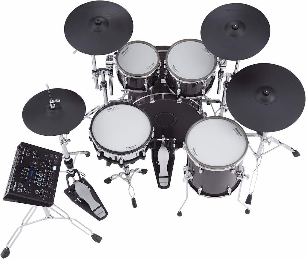Roland VAD706 batteria elettronica drumkit drums strumentimusicali vdrums