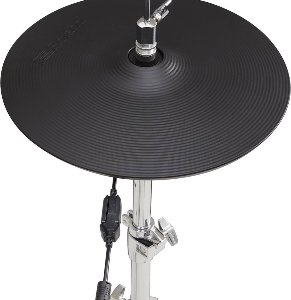 Roland VH-14D batteria elettronica drumkit drums strumentimusicali hihat vdrums