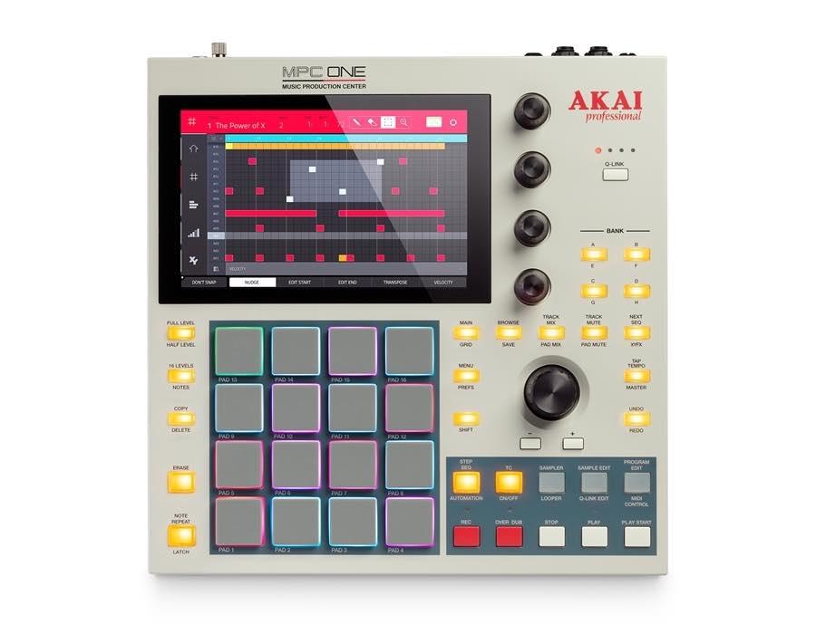 AKAI MPC ONE Retro hardware player sampler algam eko dj producer strumentimusicali prezzo