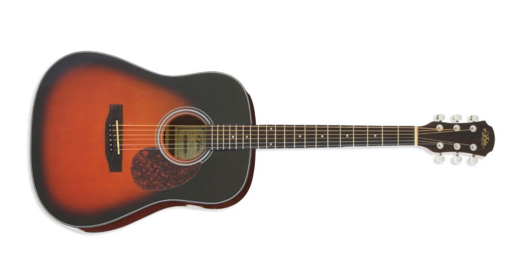 Aria Guitars Aramini chitarra acustica strumentimusicali ADW-01