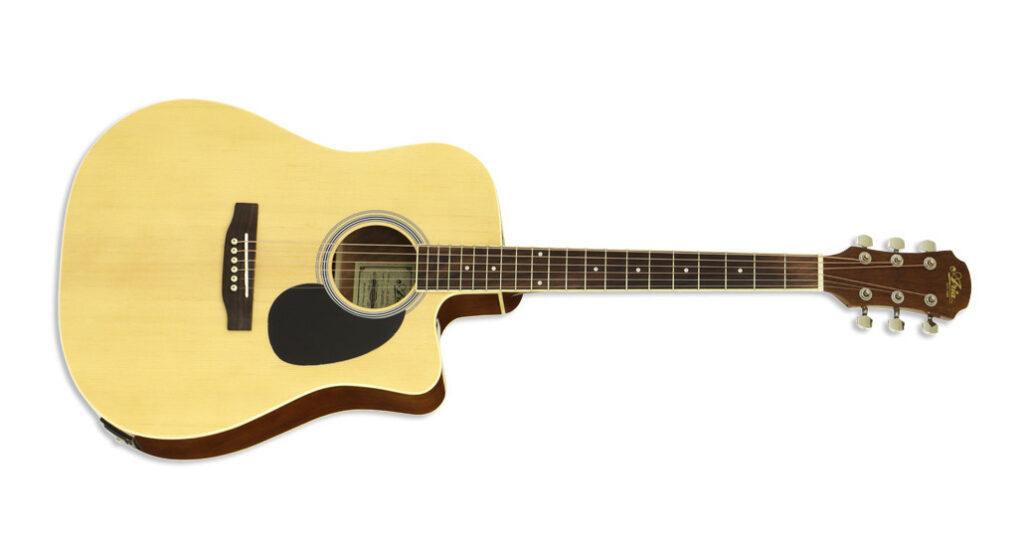 Aria Guitars Aramini chitarra acustica strumentimusicali Prodigy AWN15CE