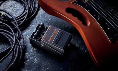 BOSS MT-2 metal zone pedale chitarra fx guitar strumentimusicali