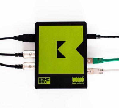 Bome bomebox midi tastiera synth hardware ethernet wifi usb strumentimusicali