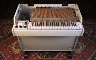 Ik Multimedia Sampletron 2 virtual instrument mellotron keyboard tastiera strumentimusicali