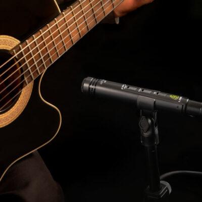lewitt lct140air microfono hardware recording studio condensatore piccolo diaframma test recensione review frenexport andrea scansani