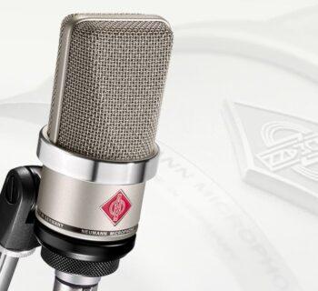 Neumann TLM 102 microfono home studio project pro audio recording rec review test recensione exhibo strumentimusicali luca pilla