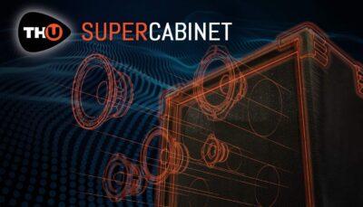 Overloud SuperCabinet software chitarra plug-in guitar amp strumentimusicali