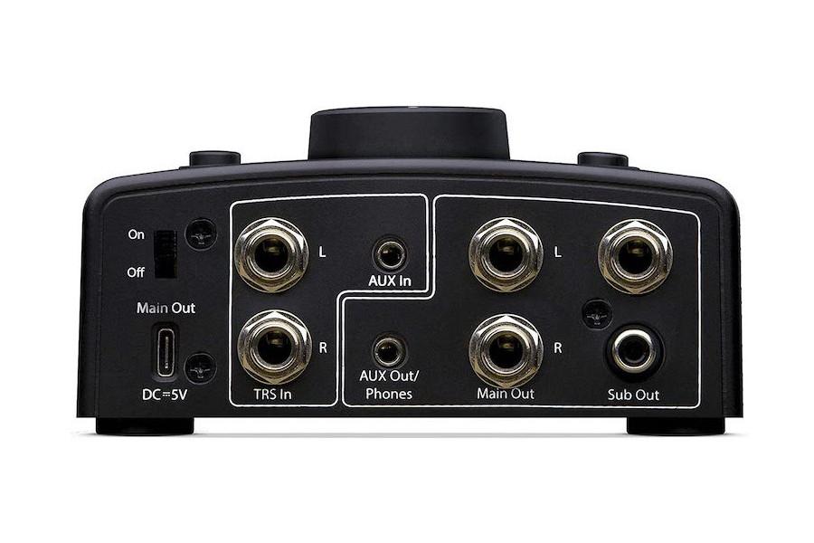 Presonus Microstation BT bluetooth monitor controller home studio mobile mixing midi music strumentimusicali prezzo