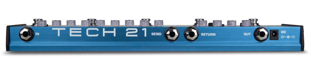 Tech21 Bass Flyrig 2 basso pedaliera stompbox fx loop strumentimusicali