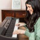 Alesis Prestige digital piano keyboard pianoforte tastiera studio live home strumentimusicali