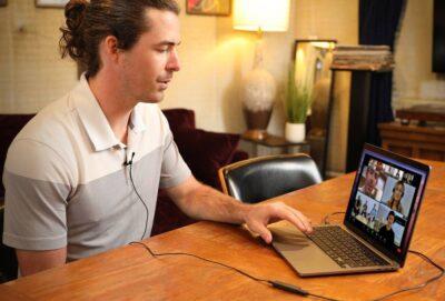 Apogee ClipMic Digital 2 lavalier recording audio video microfono soundwave strumentimusicali