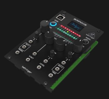 Behringer Brains synth modular sintetizzatore modulo hardware eurorack oscillator strumentimusicali