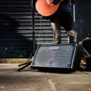 Boss Cube Street 2 hardware amp guitar chitarra roland strumentimusicali