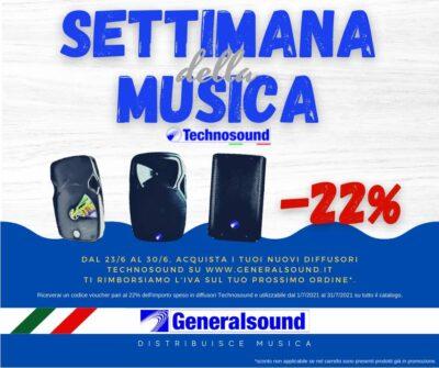generalsound technosound tmax speaker monitor live strumentimusicali audio