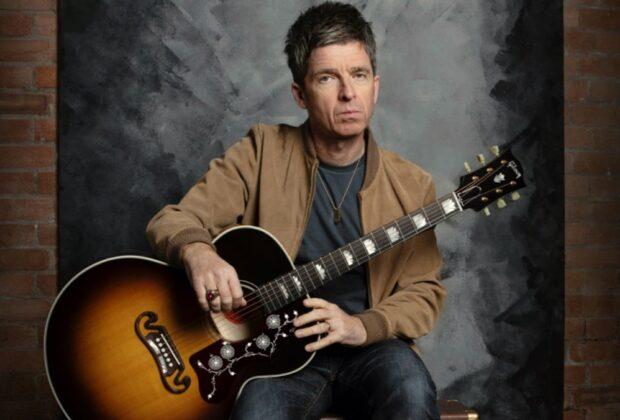 Gibson J-150 Noel Gallagher strumenti musicali