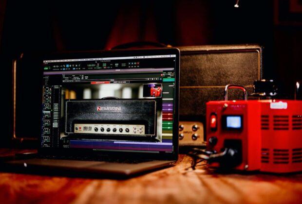 Nembrini Audio MRH-159 ampli van halen evh testata head chitarra guitar fx strumentimusicali virtual rig