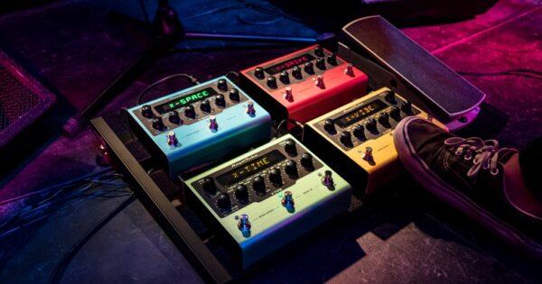 Ik Multimedia AmpliTube X-Gear pedaliera digital chitarra guitar fx stompbox mogar strumenti musicali
