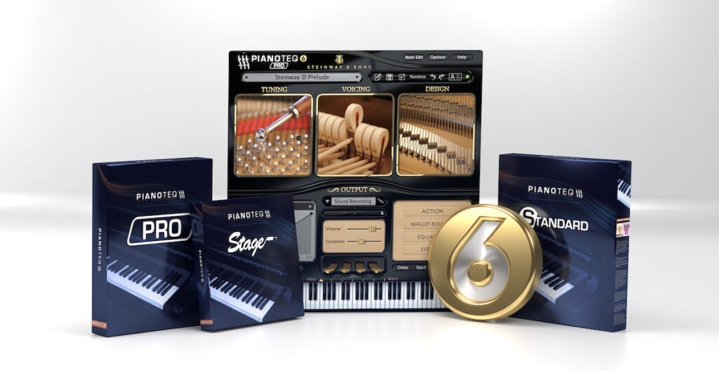 Modartt Pianoteq 6 virtual instrument piano pianoforte software test review recensione strumentimusicali audiofader