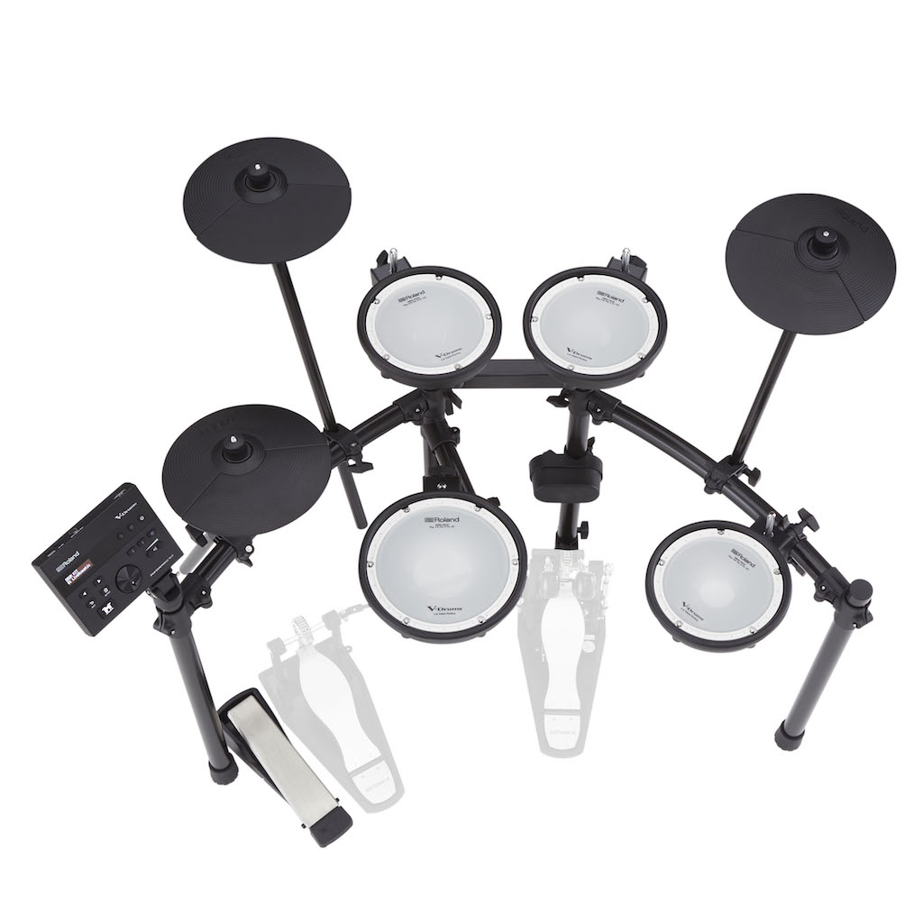 Roland TD-07DMK drums drumkit batteria elettronica electronic strumentimusicali