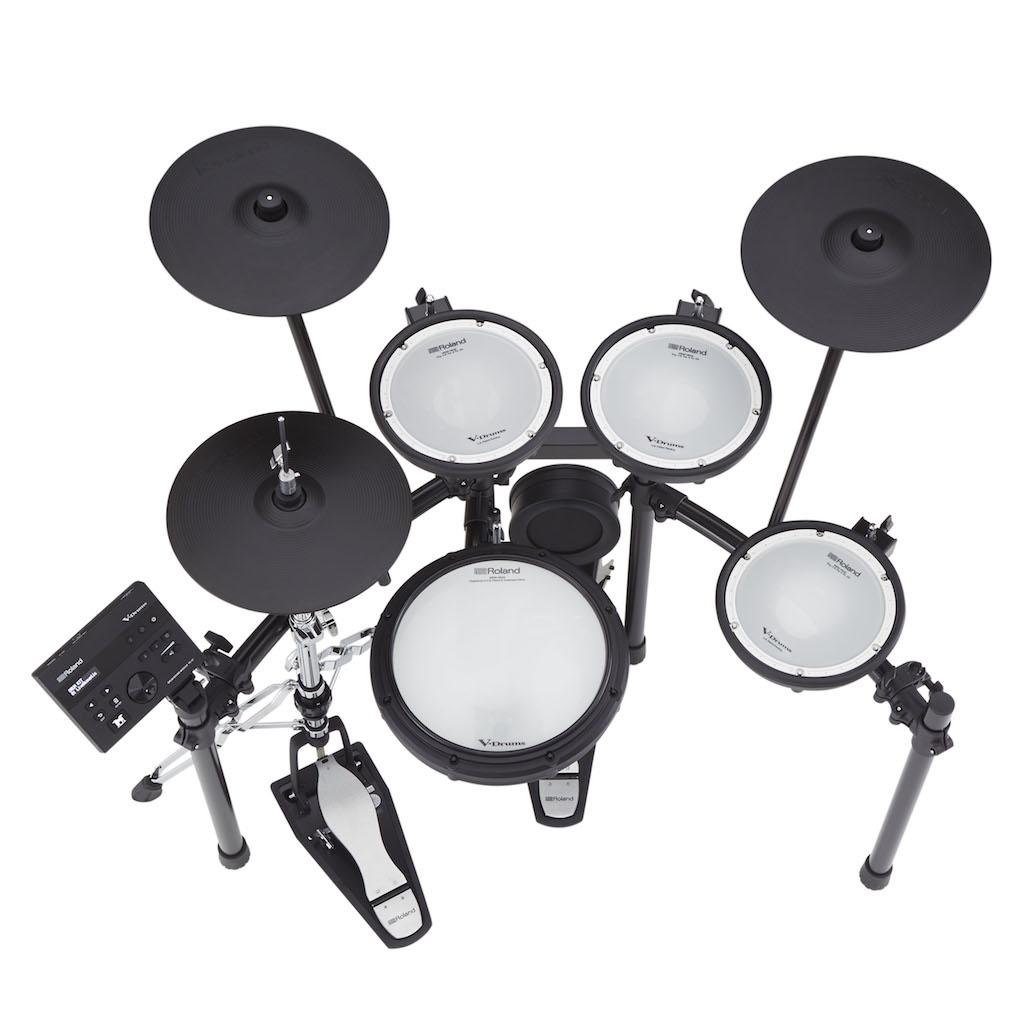 Roland TD-07KVX drums drumkit batteria elettronica electronic strumentimusicali