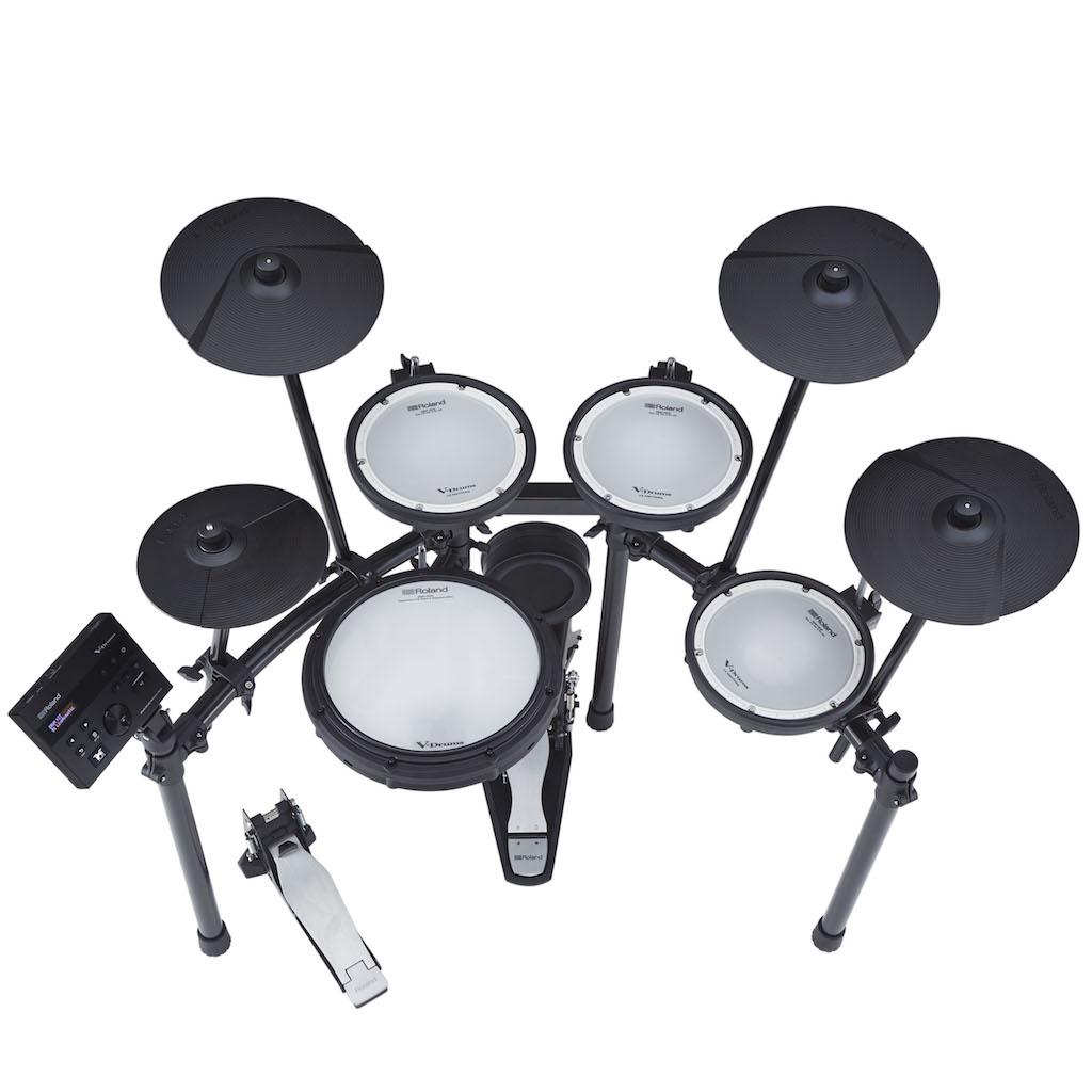 Roland TD-07KX drums drumkit batteria elettronica electronic strumentimusicali