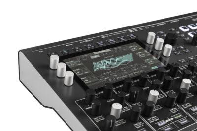 Waldorf Iridium synth sintetizzatore hardware digital soundwave strumentimusicali