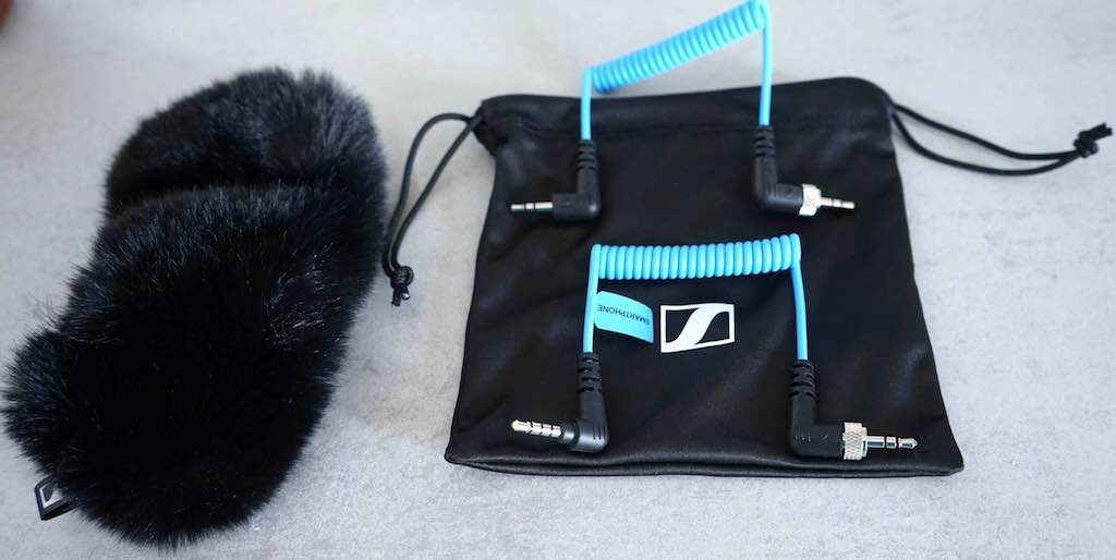 Sennheiser MKE 400 ripresa voce opinioni recensione review mic per smartphone fotocamera luca pilla strumentimusicali exhibo
