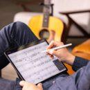 Avid Sibelius iPad notation notazione spartito tablet soundwave strumentimusicali