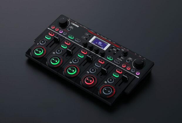 Boss RC-505mk2 looper hardware digital dj live console strumentimusicali